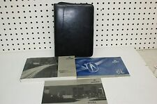 2003 Acura CL  Owners Manual Set    FREE SHIPPING