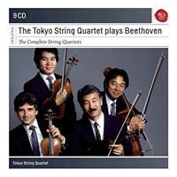 Tokyo String Quartet - The Tokyo String Quartet play Beethoven [CD]