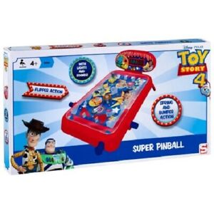 Electronic Pinball Machine - Toy Story kids Game kids toy Electronic board game