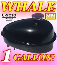 New 1 Gallon Gas Tank For Diy 2-Stroke 66Cc/80Cc Motorized Bicycle Kit And Bikes