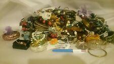MASSIVE 9KG Job Lot of Costume Jewellery Necklaces Bracelets Earrings etc lot 4