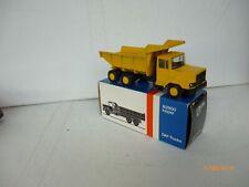 LION CAR// LION TOYS 1:50 DAF 2800 TORPEDO KIPPER & BOX