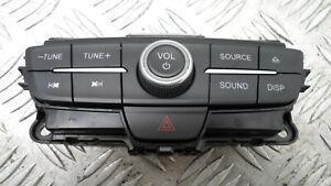 2018 FORD FOCUS MK3 RADIO CONTROL PANEL HAZARD SWITCH F1ET18K811HD REF1230