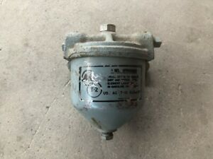 Fuel filter assembly Willys MB