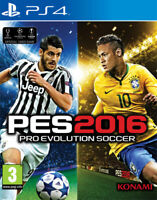 Soccer pro Evolution Pes 2016 (Fútbol 2016) PS4 PLAYSTATION 4 SP4P10 Konami