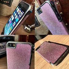 iPhone 5 Protective Impact Resistant Bespoke Urban Glitter Case Diamond Pink