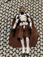 Star Wars Black Series Walgreens Exclusive Clone Commander Obi Wan Kenobi Loose