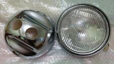 SUZUKI T500 TS400 TS250 GT185 GT250 GT380 GT550 HEAD LIGHT HEADLAMP ASSY NOS