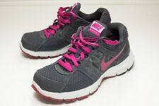 Nike Relentless 7 Gray Purple Running Shoes Women's