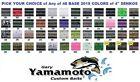 Gary Yamamoto Senko 4 Inch 9S Stick Bait Fishing Lures Any of 48 Colors 10 Pack
