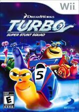 Turbo: Super Stunt Squad (Nintendo Wii, 2013) - DISC ONLY