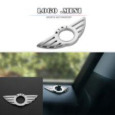 ADESIVO STEMMA LOGO PORTIERA SICURA PORTA BMW MINI Cooper S ONE Roadster Coupe