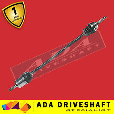 1 Hyundai Elantra 1.8L & 2.0L Manual New CV Joint Drive Shafts Driver Side 00-
