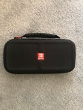 Official Nintendo Switch Game Traveler Deluxe Carry Case Game Card Micro