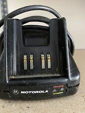 Motorola Radio Charger NTN7209A NTN1167 AA16740 HT1000 MT2000 XT3000 / 5000 2500