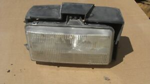 1994-1996 Cadillac Fleetwood Headlight RH OEM used - assembly not included