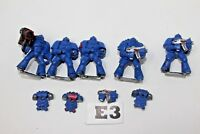 Warhammer Space Marine Tactical Marines - E3