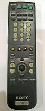 SONY RM-Y905  Original Remote Control