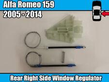 Alfa Romeo 159 2005 - 2014 Window Regulator Set Rear Right Side