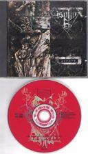 ASPHYX original CD Crush the cenotaph 1992 on Century Media (US)