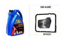 Transgold Transmission Kit KFS231 With Oil For Holden CAPRICE VR 4L60E Trans
