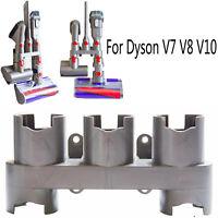 Dockingstation Halter Wandhalterung Set für Dyson V7 V8 V10 Staubsauger Zubehör