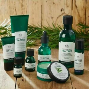 The Body Shop TEA TREE Oily And Blemish-Prone-Skin Type Community Fair Trade