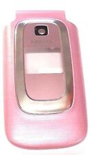 Nokia OEM 6085 Cellphone Front Housing Pink Cover Caller ID Lens Plastic OEM
