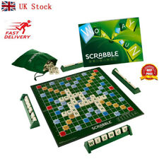 Original Scrabble Game Family Board Game Kid Adult Educational Toy Party Game