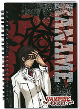 *NEW* Vampire Knight: Kaname Notebook by GE Animation
