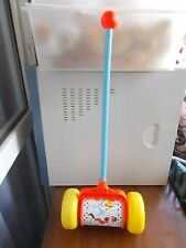 Rouleau musical Fisher Price vintage n° 757 Année 1972
