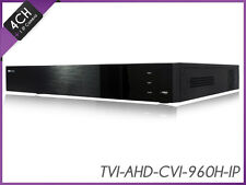4Ch 5-In-1 Tvi Ahd Cvi 960H Dvr & 1Ch 2Mp Ipc Dvr Surveillance Security Camera