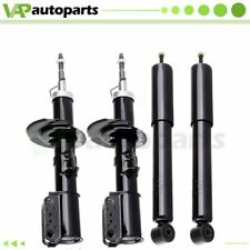 Full Set of 4 Front Rear Struts Assembly Kits For 1998-2000 Volvo S70 V70 (Fits: Volvo 850)