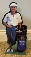 "Payne Stewart - RARE 14"" Top-Flite Cardboard Stand-Up Golf Club Advertisement!!"