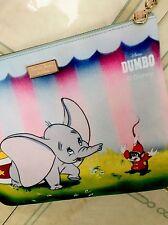 Samantha Thavasa Disney Dumbo Flat Shoulder Bag/ Clutch