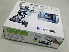 Archos 504 Gray / Silver (40GB) Digital Media Player, with bundle charge / sync