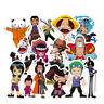 48PCS One Piece Stickers Pack - Vinyl Decals Print - Luffy Sticker - Crew - Zoro