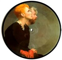 """NM/NM! THE EURYTHMICS HERE COMES THE RAIN AGAIN  7"""" VINYL 45 PICTURE DISC"""