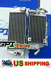 GPI Racing Radiator for Kawasaki KLX 300 KLX300 1997-2007 2005 2005 2004 03 02