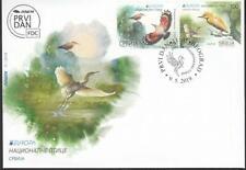 CEPT Serbia Serbien  2019 FDC  Bird Stamp