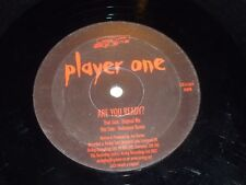"PLAYER ONE - Are you ready? - 2002 UK 2-track 12"" Vinyl Single"