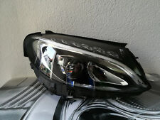 Original Mercedes C-Klasse w205 LED High Performance Scheinwerfer rechts s205