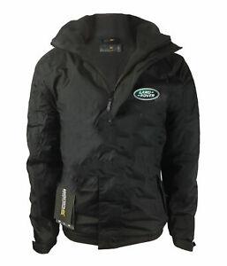 Land Rover Regatta zipper Dover Jacket Embroidered Waterproof Coat Unisex