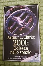 Libro ARTHUR C. CLARKE - 2001: ODISSEA NELLO SPAZIO - Ediz. TEA DUE