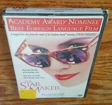 The Star Maker (DVD) Giuseppe Tornatore 1995 Italian film Sergio Castellitto NEW