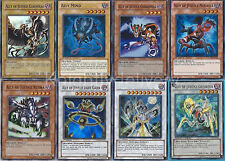 Yugioh Ally of Justice Tournament Deck - Catastor - Duradark - NM - 47 Cards