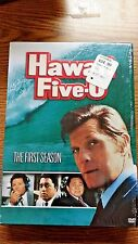 HAWAII FIVE-O SEASON 1 FOUR DISCS DVD WITH ORIGINAL CASE GREAT WORKING CONDITION