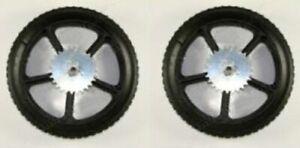 890242-S (2 PACK) Billy Goat Wheel 12x2.5 KV Series Self Propel Vacuums