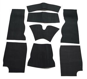 Carpet Underfelt Kit For Sound Proofing (Suits Triumph TR4 - TR6)