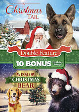 A Christmas Tail/Winslow the Christmas Bear (DVD, 2013)